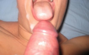 ta satsen i munnen